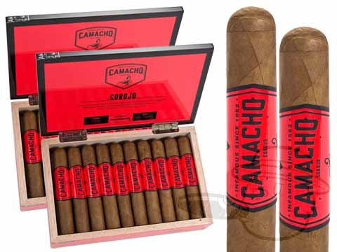 Camacho Corojo Robusto 2x Deal 2X Deal 40 Total Cigars