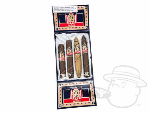 CAO America 4 For The 4th Sealed Pack of 4
