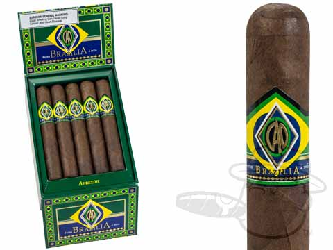 CAO Brazilia Amazon Box - 20 Total Cigars