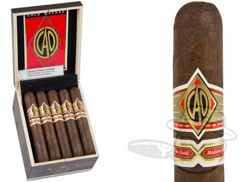 CAO Gold Maduro Robusto Box of 20