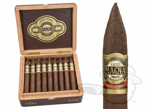 Casa Magna Colorado Belicoso by Quesada Cigars