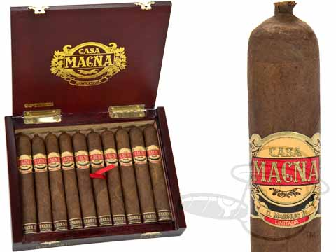 Casa Magna D. Magnus II Optimus by Quesada Cigars Box of 10