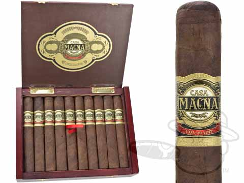 Casa Magna Colorado Gordo Real Box Pressed by Quesada Cigars