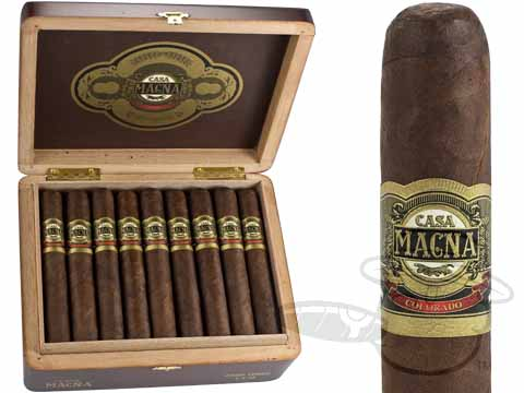 Casa Magna Colorado Gran Toro by Quesada Cigars Box of 27