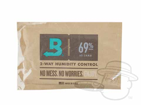 Boveda Humidipak - 69% Relative Humidity