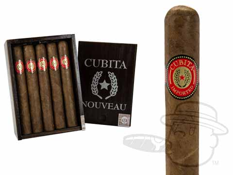 Cubita Nouveau Toro By Quesada Cigars Box of 20
