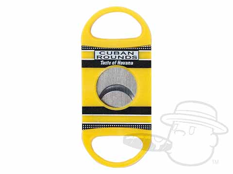 Cuban Rounds Double Blade 56 Ring Cigar Cutter