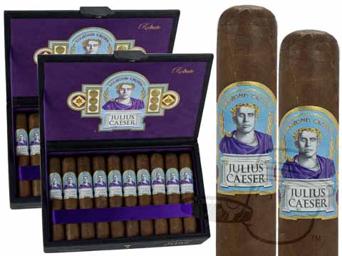 Diamond Crown Julius Caeser Robusto 2x Deal 2X Deal 40 Total Cigars