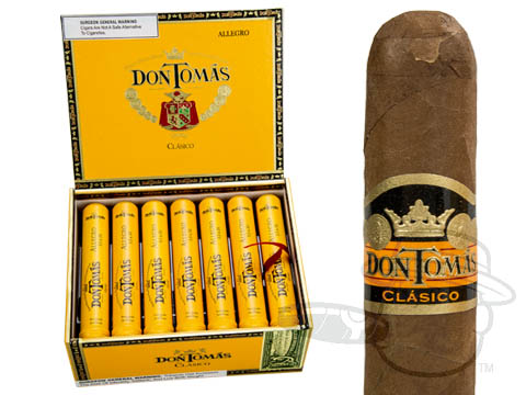Don Tomas Clasico Allegro Tubos Natural