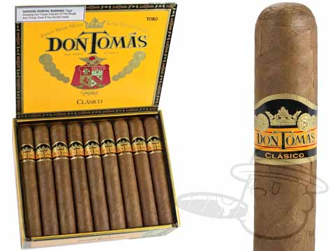 Don Tomas Clasico Toro Natural