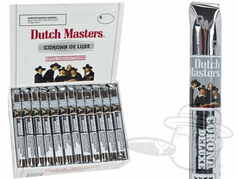 Dutch Masters Corona Delux Box of 55