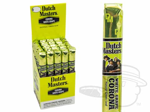 Dutch Masters Corona White Grape