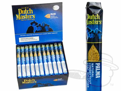 Dutch Masters Palma Box