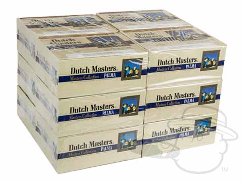 Dutch Masters Palma Boxes - Case of 660