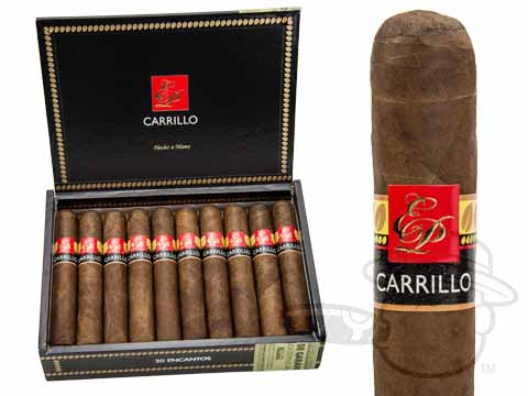 E.P. Carrillo Encantos Box of 20