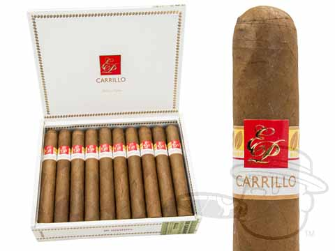 E.P. Carrillo New Wave Connecticut Divinos Box - 20 Total Cigars