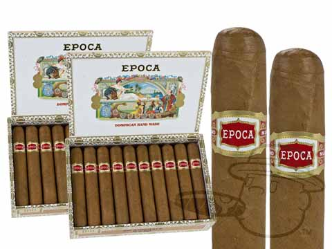 Epoca Admiral by Nat Sherman 2 Box Deal 2-Fer - 40 Cigars Cigars