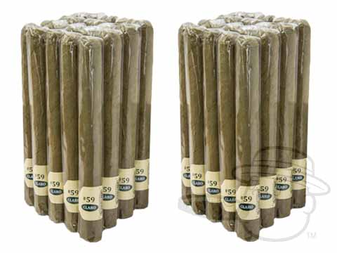 Factory Throwouts Number 59 Claro 2 Bundle Deal 2-Fer  40 Total  Cigars