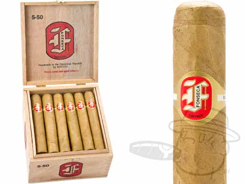 Fonseca 5-50 Natural by Quesada Cigars Box of 24