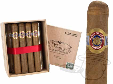 Flores Y Rodriguez Cabinet Selection Canonazo Habano by PDR