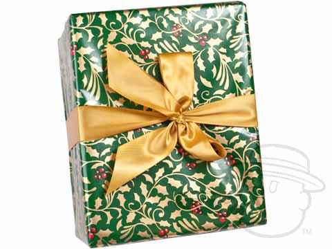 Gift Wrapping - Festive