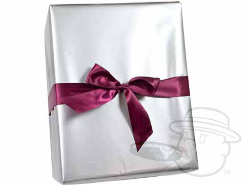 Gift Wrapping - Silver