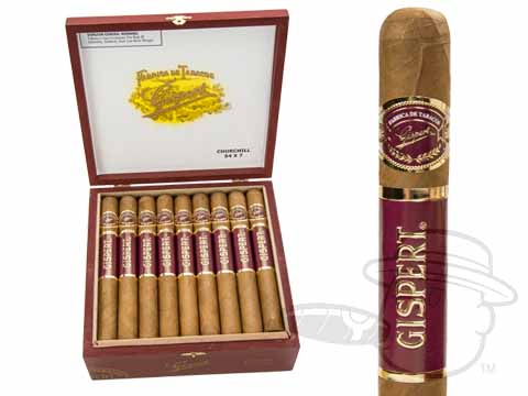 Gispert Churchill Box of 25