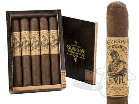 Gurkha Evil Corona Box of 20