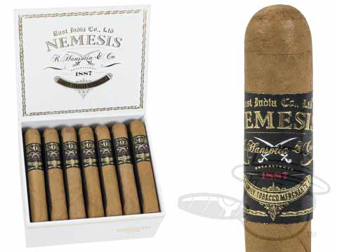 Gurkha Nemesis Robusto Box - 21 Total Cigars