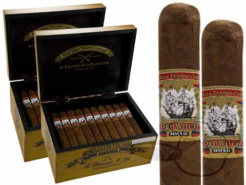 Gurkha Red Witch Toro 2x Deal 2X Deal - 100 Total Cigars