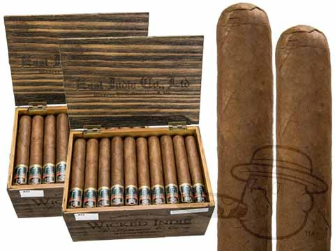 Gurkha Wicked Indie XO 2 Box Deal 2-Fer - 100 Cigars Cigars