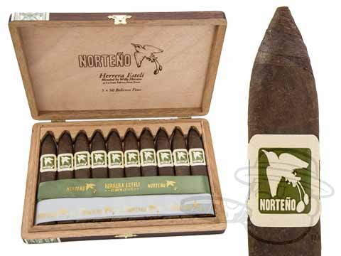 Herrera Esteli Norteno Belicoso Box of 10