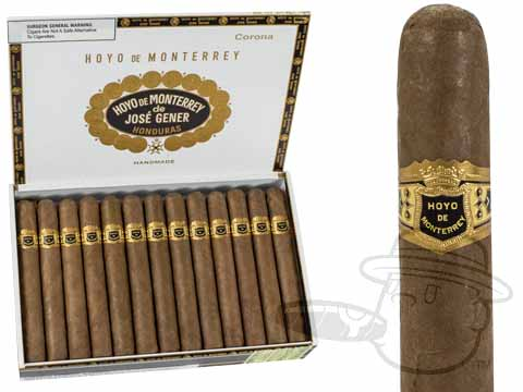 Hoyo De Monterrey Corona Natural Box of 25