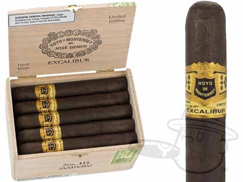 Excalibur #3 Maduro Box - 20 Total Cigars