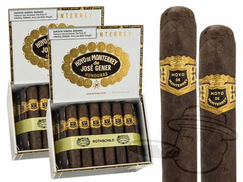 Hoyo De Monterrey Rothchild  Double Maduro 2 Box Deal 2 Box Deal -  of 100