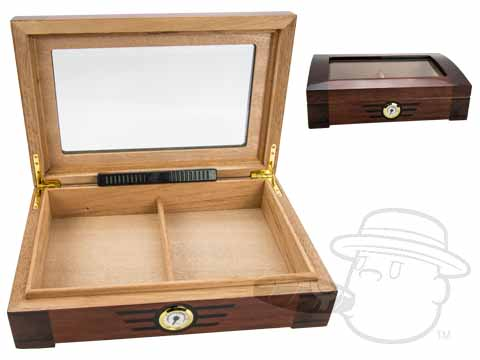 Art Deco 30 Count Humidor By Orleans