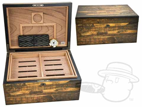 Adirondack 100 Count Humidor By Quality