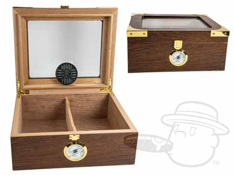 Capri Elegant 25 Count Humidor By Quality