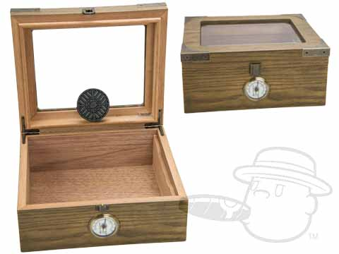 Newport Spanish Cedar 50 Count Humidor By Quality