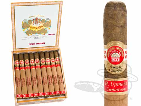 H. Upmann Vintage Cameroon Lonsdale Box of 25