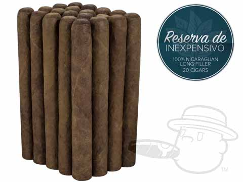 Reserva de Inexpensivo Toro Natural Bundle of 20