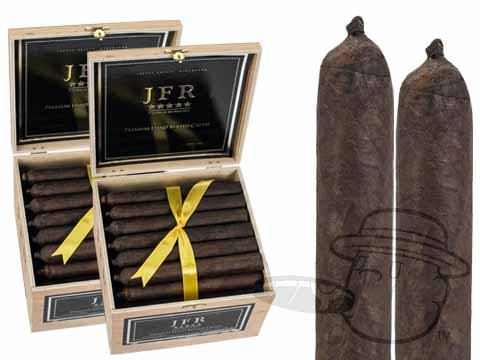 JFR Super Toro Maduro 2 Box Deal 2-Fer  100 Total  Cigars