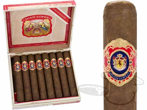 Juan Lopez Seleccion No. 3 Box of 16