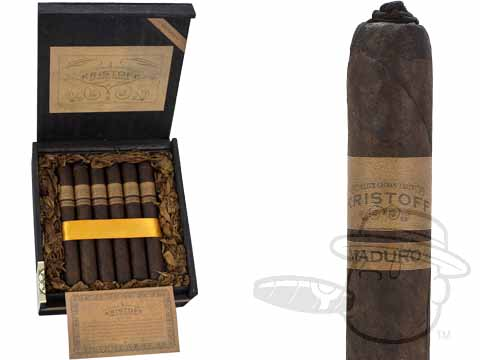 Kristoff Original Maduro Matador Box of 20