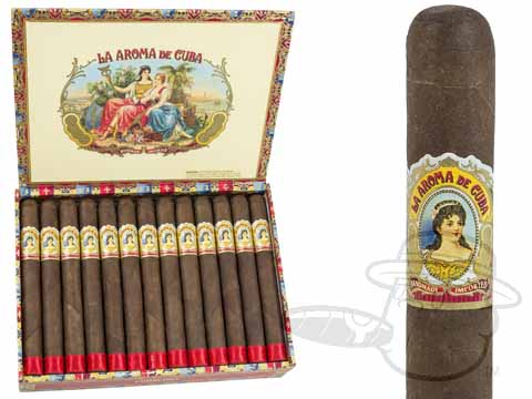 La Aroma De Cuba Churchill Box of 25