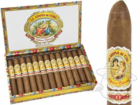 La Aroma de Cuba Edicion Especial #5 - By Don Pepin Box of 25