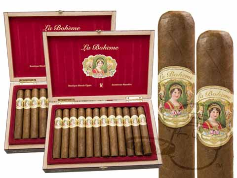 La Bohéme Musico 2 Box Deal 2-Fer  48 Total  Cigars