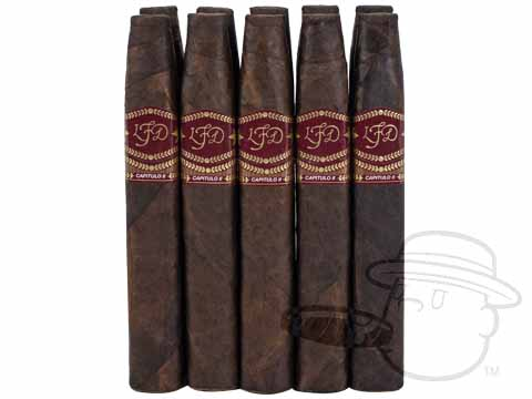 La Flor Dominicana Capitulo II Limited Edition Chisel Bundle of 10