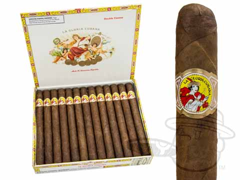 La Gloria Cubana Double Corona Natural Box - 25 Total Cigars