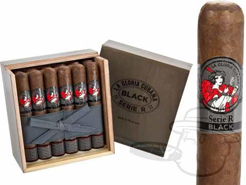 La Gloria Cubana Serie R Black No. 64